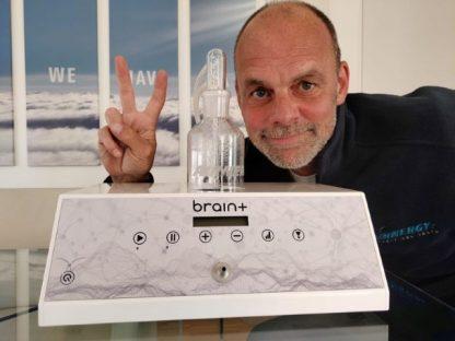 Biotech-Gerät: brain+